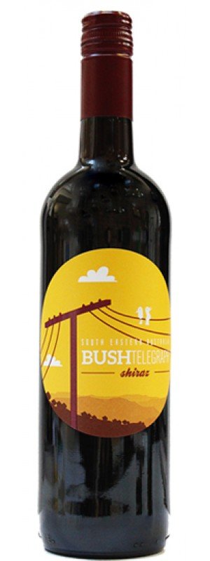 Bush Telegraph Shiraz Viognier 75cl