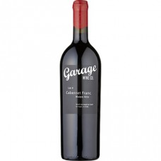 Garage Wine Co Cabernet Franc 75cl