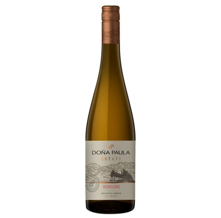 Dona Paula, Estate, Uco Valley, Riesling 2016
