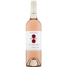 Eden Road 'The Long Road', Canberra, Pinot Gris Rose 2017 75cl