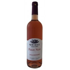 New Hall Vineyards, Essex, Pinot Noir Rose 2017 75cl