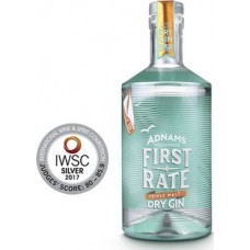 Adnams First Rate Gin 70cl 70cl