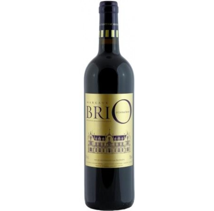 Brio de Cantenac Brown, Margaux 2015 75cl