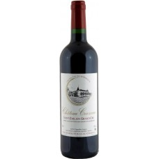 Chateau Cruzeau, Saint-Emilion Grand Cru 2015 75cl