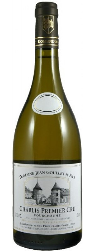 Domaine Jean Goulley, Chablis 1er Cru Fourchaume 2017 75cl