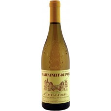 Chateau Fortia, Chateauneuf-du-Pape White, Rhone Valley 2014 75cl