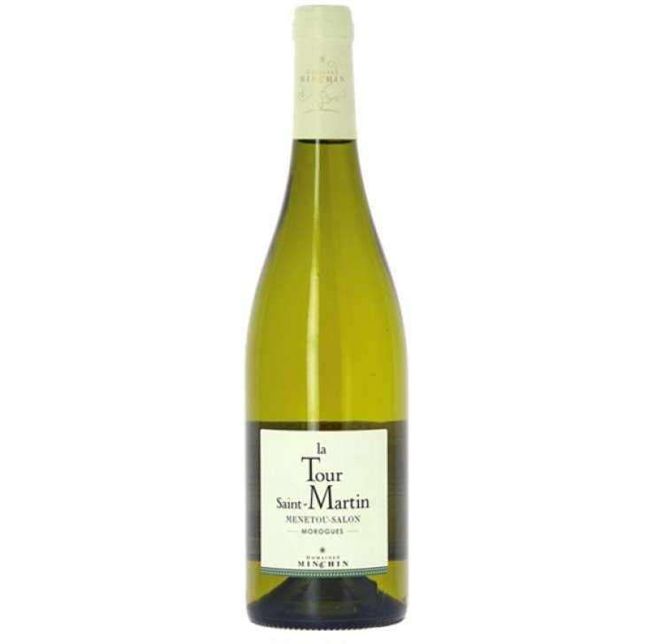 Domaines Minchin, `La Tour Saint Martin`, Morogues, Menetou-Salon 2018 75cl