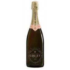 Champagne Collet Brut Rose NV 75cl