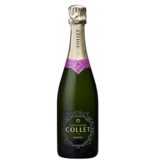 Champagne Collet Demi-Sec NV 75cl