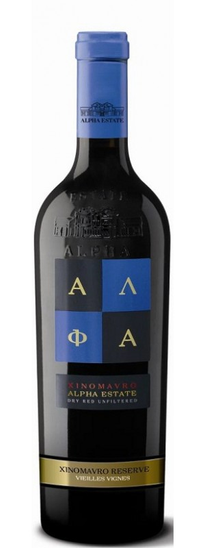 Alpha Estate, Amyndeo, Reserve Vielles Vignes Single Block Barba Yannis, Xinomavro 2016 75cl