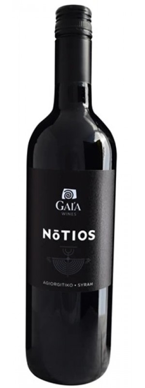 Gaia Wines, 'Notios' Red, Peloponnese 2019 75cl