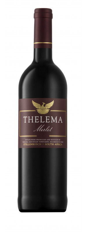 2017 Merlot, Thelema 75cl