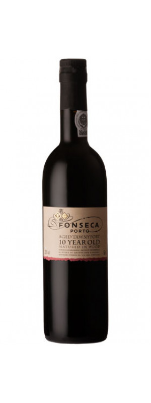Fonseca 10 Year Old Tawny Port  50cl