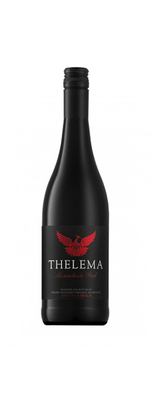 2015 Mountain Red Blend, Thelema 75cl
