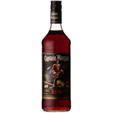 Captain Morgan Dark Rum Black Label  70cl