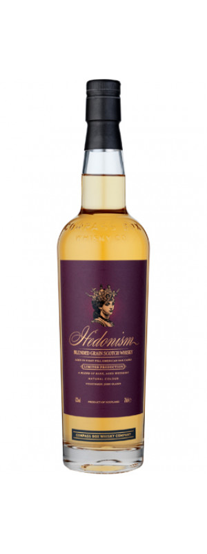 Compass Box Hedonism Grain Whisky 70cl 70cl