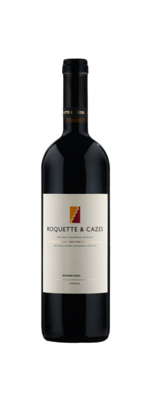 2018 Roquette and Cazes Douro Tinto, Roquette and Cazes 75cl