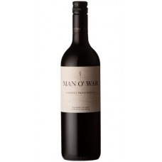 2011 Estate Merlot Cabernet Malbec, Man O War 75cl
