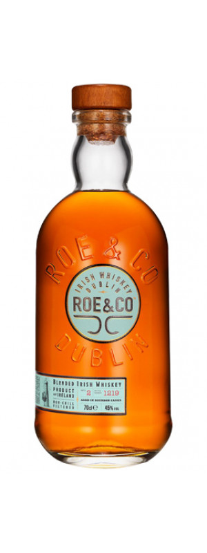 Roe and Co Whiskey 70cl 70cl