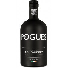 The Pogues Blended Irish Whiskey 70cl