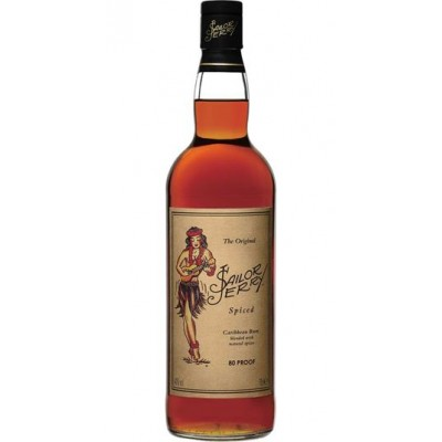 Sailor Jerry Spiced Dark Rum 70cl 70cl