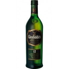 Glenfiddich 12yo Single Malt 70cl 70cl