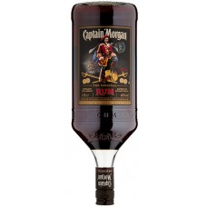 Captain Morgan Dark Rum Black Label Magnum 150cl 1.5Lt