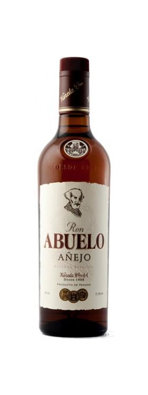 Ron Abuelo Anejo Rum 70cl 70cl