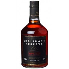 Chairmans Reserve Spiced St Lucian Rum 70cl