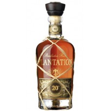 Plantation XO Rum 20th Anniversary Decanter GP Rum 70cl 70cl