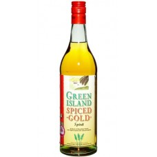 Green Island Spiced Gold Rum 70cl 70cl