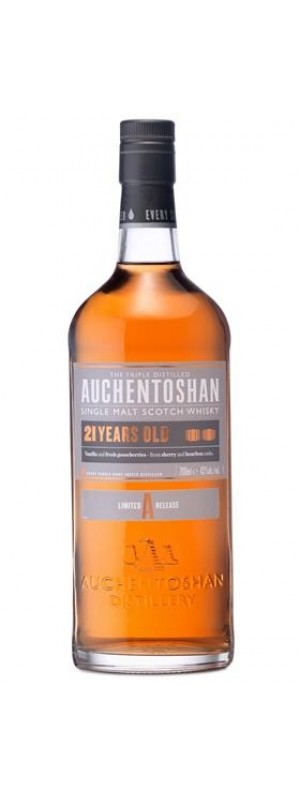 Auchentoshan 21yo Single Malt 70cl 70cl