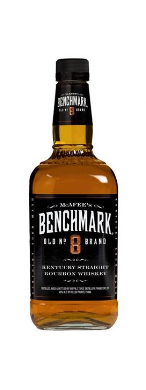 Benchmark Bourbon Old No 8 70cl 70cl