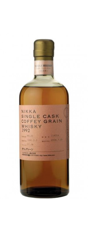 Nikka Coffey Grain Whisky 70cl 70cl
