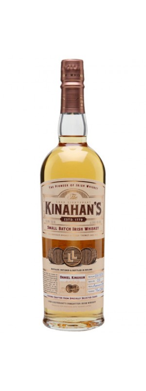 Kinahan's Small Batch Whiskey 70cl