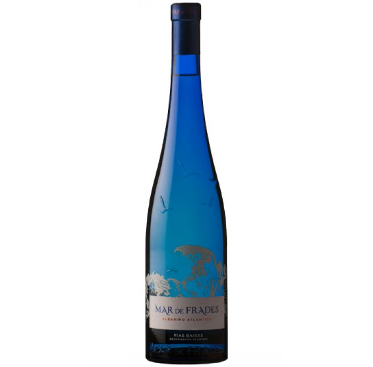 2018 Albarino DO Rias Baixas, Mar de Frades  75cl