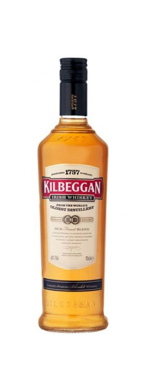 Kilbeggan Irish Whiskey 70cl 70cl