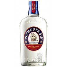 Plymouth Premium Navy Gin 70cl 70cl