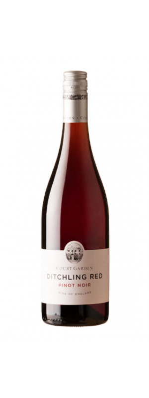 2019 Ditchling Red, Court Garden 75cl