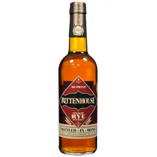 Rittenhouse Bottle in Bond 100 Proof Rye 70cl 70cl