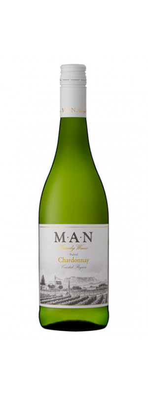 2020 Padstal Chardonnay, MAN Family Wines 75cl