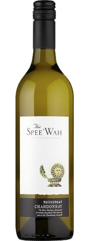 The Spee'Wah Houseboat Chardonnay 75cl