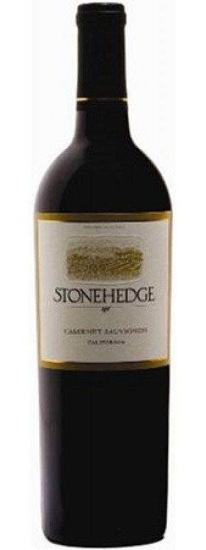 Cabernet Sauvignon California, Stonehedge 75cl