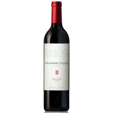 Malbec Estate, Don Manuel Villafane 2018 75cl
