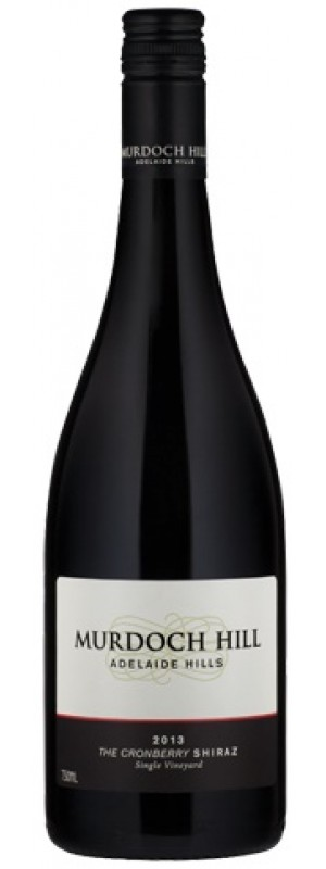 'The Cronberry' Shiraz Adelaide Hills, Murdoch Hill 2014 75cl
