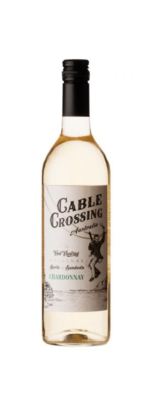 2018 Chardonnay, Cable Crossing  75cl