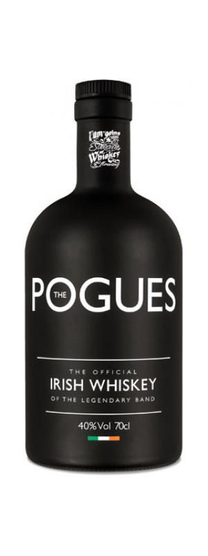 The Pogues Blended Irish Whiskey 70cl 70cl