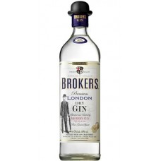Broker's London Dry Gin 70cl 70cl