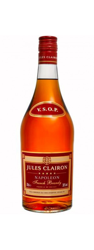 Jules Clairon Fine French Brandy 70cl 70cl