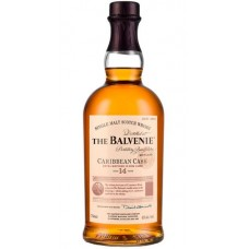 Balvenie 14yo Caribbean Cask Single Malt 70cl 70cl